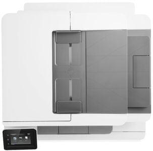 Tiskárna HP Color LaserJet Pro MFP M283fdn (7KW74A) barevná , laserová, duplex, vhodná do kanceláří