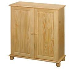 IDEA Prádelník z borovicového dřeva