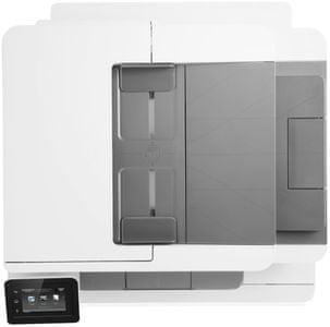 Tiskárna HP Color LaserJet Pro MFP M283fdw (7KW75A) barevná , laserová, duplex, vhodná do kanceláří
