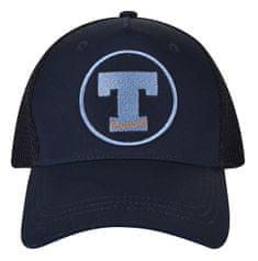 Trussardi Mężczyzn czapka Logo naszywki z kulką Base