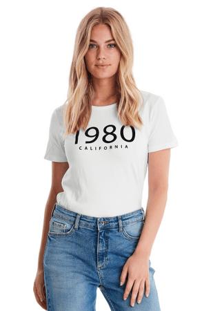 b.young női póló Pandina 20807549, S, krémszínű