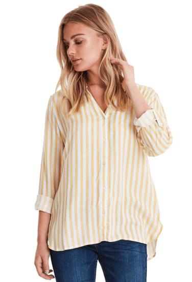 b.young dámska košeľa Fabianne 20807499 44 žltá