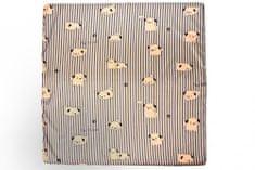 Puppolina materac do kojca dla dzieci 147x147