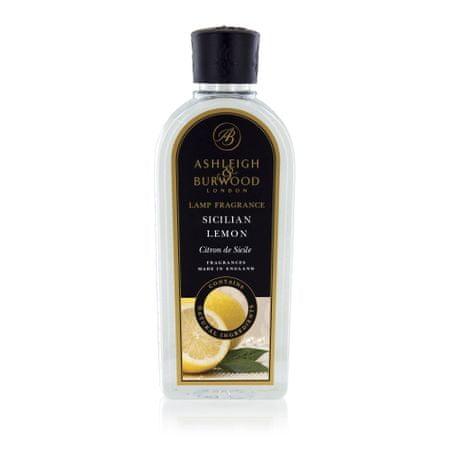 Ashleigh & Burwood A SICILIAN LEMON (szicíliai citrom) katalitikus lámpa töltése, 500 ml