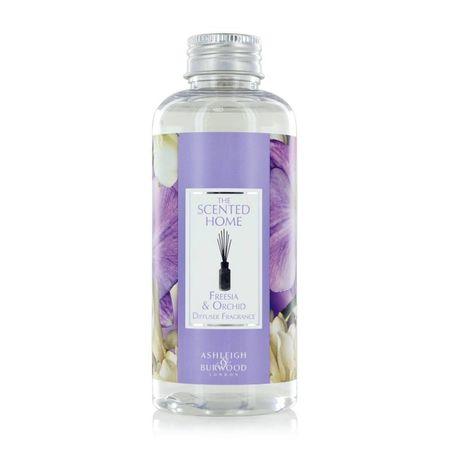 Ashleigh & Burwood Töltse fel újra az ELOSÍTOTT HOME diffúzort - FREESIA & ORCHID (frézia és orchidea), 150 ml
