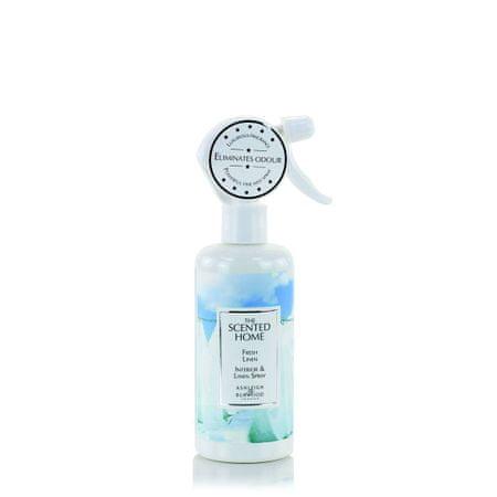 Ashleigh & Burwood Illatos otthoni spray spray FRISSEN LINEN (tiszta ruhanemű) A SZERETETT Ház, 300 ml