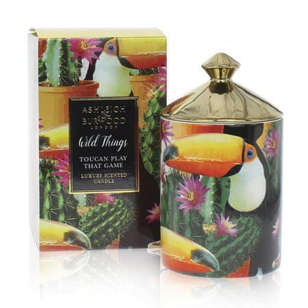 Ashleigh & Burwood Illatos gyertya GYŰJTEMÉNYEK - MANGÓ ÉS NEKTARIN (mangó és nektarin) 320 g, TOUCAN JÁTÉK JÁTÉK