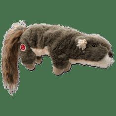 Dog Fantasy Hračka Skinneeez Plush pískací veverka 45 cm