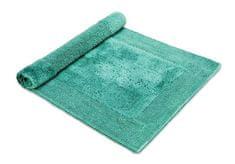 Möve Luxus szőnyeg PREMIUM zöld - sarkvidéki, 60 x 100 cm