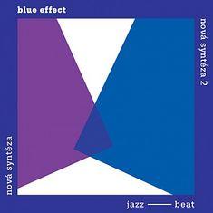 Blue Effect: Nová syntéza - Komplet Nová syntéza + Nová syntéza 2 (2x LP) - LP