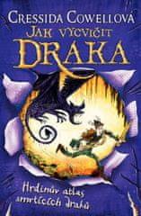 Jak vycvičit draka - Hrdinův atlas smrtících draků