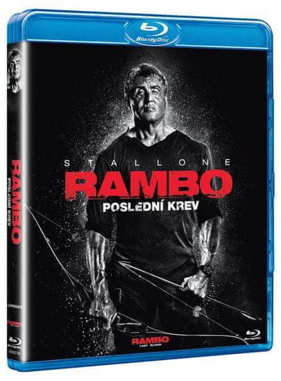 Rambo: Poslední krev - Blu-ray