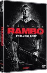 Rambo: Poslední krev - DVD