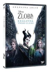 Zloba: Královna všeho zlého - DVD