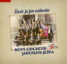 Nový orchestr Jaroslava Ježka: Život je jen náhoda (2x CD) - CD