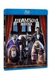 Addamsova rodina - Blu-ray