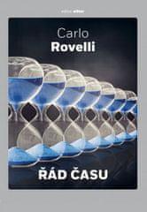 Carlo Rovelli: Řád času - L'ordine del tempo
