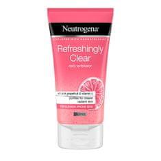 Neutrogena Osvěžující peeling s výtažkem z růžového grepu Pink Grapefruit Refreshingly Clear (Daily Exfoliator)