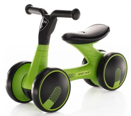 ZOPA rowerek biegowy Easy-Way, Lime Green