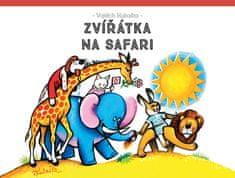 Kubašta Vojtěch: Zvířátka na safari