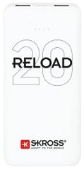 Skross PROMO powerbanka Reload 20 + Alarm USB kabel zdarma, DN57-Promo