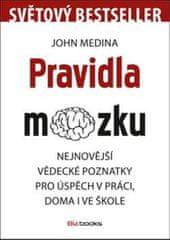 Medina John: Pravidla mozku