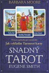 Moore Barbara: Snadný Tarot - kniha + tarotové karty