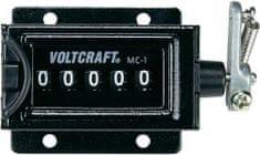 Voltcraft Mechanický čítač Voltcraft MC-1