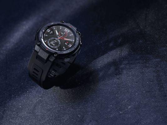 Chytré hodinky Amazfit T-Rex, multisport, 14 športových režimov, analýza spánku, upozornenie na neaktivitu