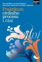 Šínová Renáta: Praktikum civilního procesu 1. část