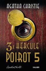 Christie Agatha: 3x Hercule Poirot 5