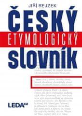 Rejzek Jiří: Český etymologický slovník