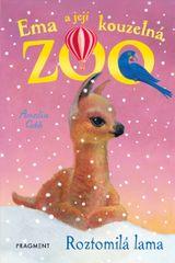 Cobb Amelia: Ema a její kouzelná zoo 5 - Roztomilá lama