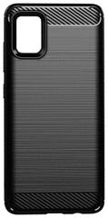 EPICO CARBON Samsung Galaxy A51 45210101300002, čierna