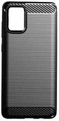 EPICO Carbon maska za Samsung Galaxy A71, crna (45310101300002)
