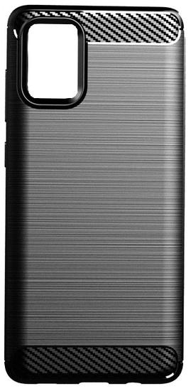 EPICO CARBON Samsung Galaxy A71 45310101300002, čierna - rozbalené