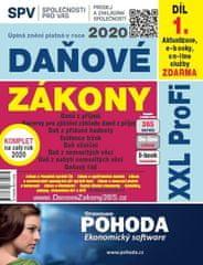 Daňové zákony 2020 XXL ProFi