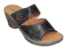 SANTÉ Zdravotná obuv dámska N / 309/2 / T68 čierna