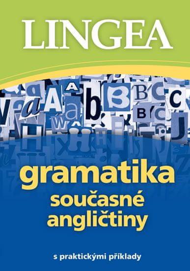 Gramatika současné angličtiny s praktickými příklady
