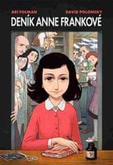 Folman Ari, Polonsky David,: Deník Anne Frankové