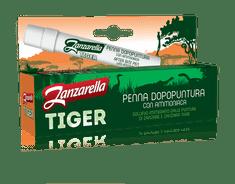 Zanzarella TIGER pero po uštipnutí s amoniakom 12 ml