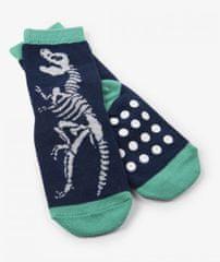 Little Blue House Glow Dinosaur dječje čarape