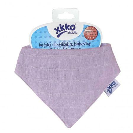 XKKO Organiczny podnóżek Old Times Ultra Violet