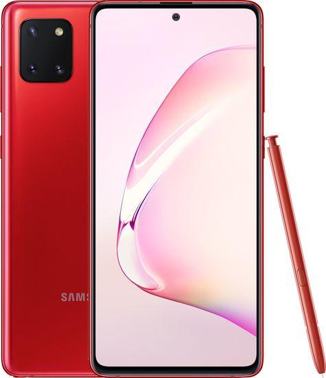 Samsung Galaxy Note10 Lite, 6GB/128GB, Aura Red