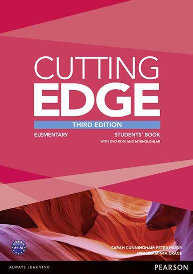Crace Araminta: Cutting Edge 3rd Edition Elementary Students´ Book w/ DVD & MyEnglishLab Pack