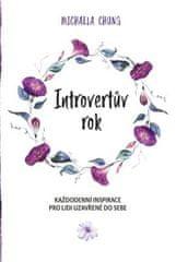 Chung Michaela: Introvertův rok - Každodenní inspirace pro lidi uzavřené do sebe