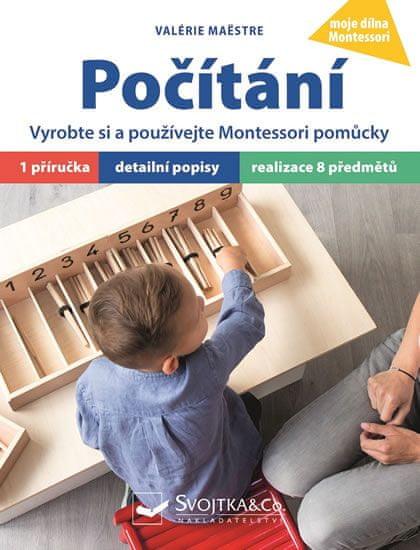 Počítání - Vyrobte si a používejte Montessori pomůcky