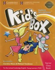 Nixon Caroline: Kid´s Box Starter Class Book with CD-ROM British English,Updated 2nd Edition