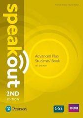 Eales Frances, Oakes Steve: Speakout 2nd Edition Advanced Plus Students´ Book w/ DVD-ROM/MyEnglishLa