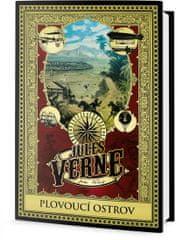 Verne Jules: Plovoucí ostrov